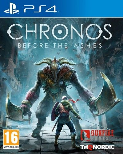 Chronos Before the Ashes PS 4