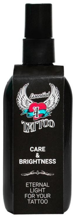 RENEE BLANCHE ESSENTIAL TATTOO - Cleansing Water - Oczyszczający spray nabłyszczający do skóry pokrytej tatuażami 100 ml