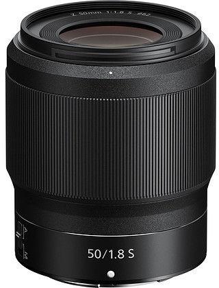 Nikon Nikkor Z 50mm f/1.8 S Czarny