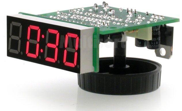 Nakręcany minutnik (do montażu)