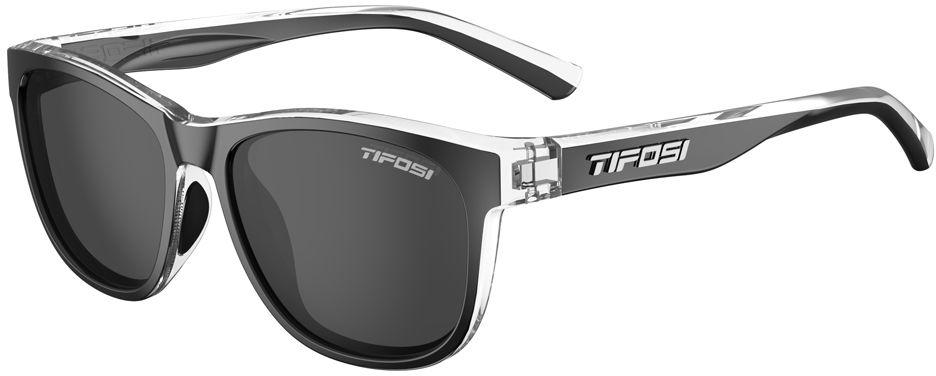 TIFOSI okulary sportowe swank onyx clear (Smoke no MR) TFI-1500408470,848869017377