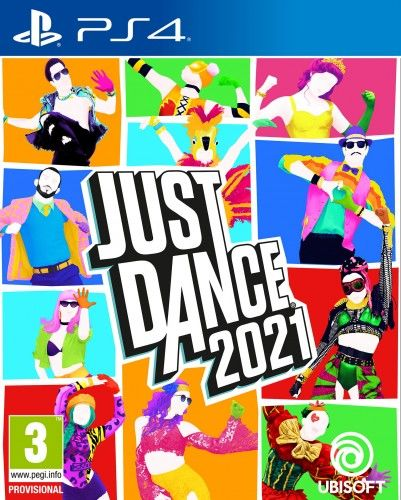 Just Dance 2021 PS 4