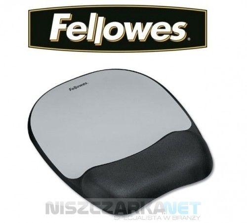 Podkładka piankowa pod mysz i nadgarstek Fellowes Memory Foam PLASMA 9175801