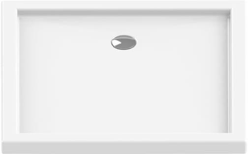 New Trendy Brodzik CANTARE 80 x 80 x 6 cm B-0136