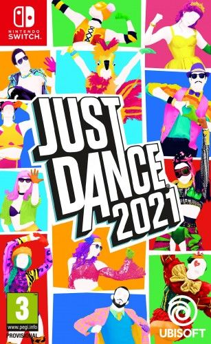 Just Dance 2021 NS