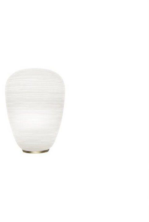 Rituals 1 Semi H34 biały, złoty - Foscarini - lampa ścienna