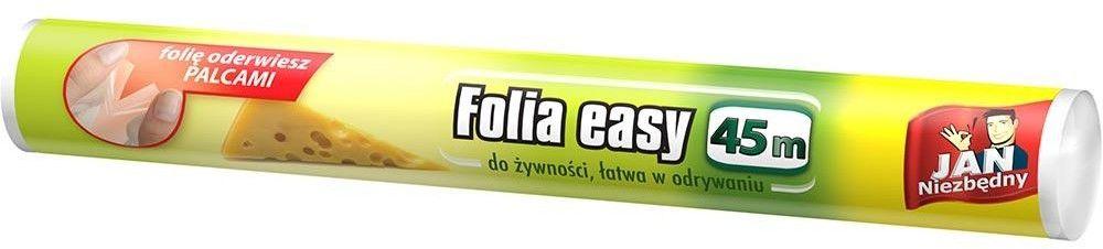 Jan Niezbędny Folia EASY do żywności 45m