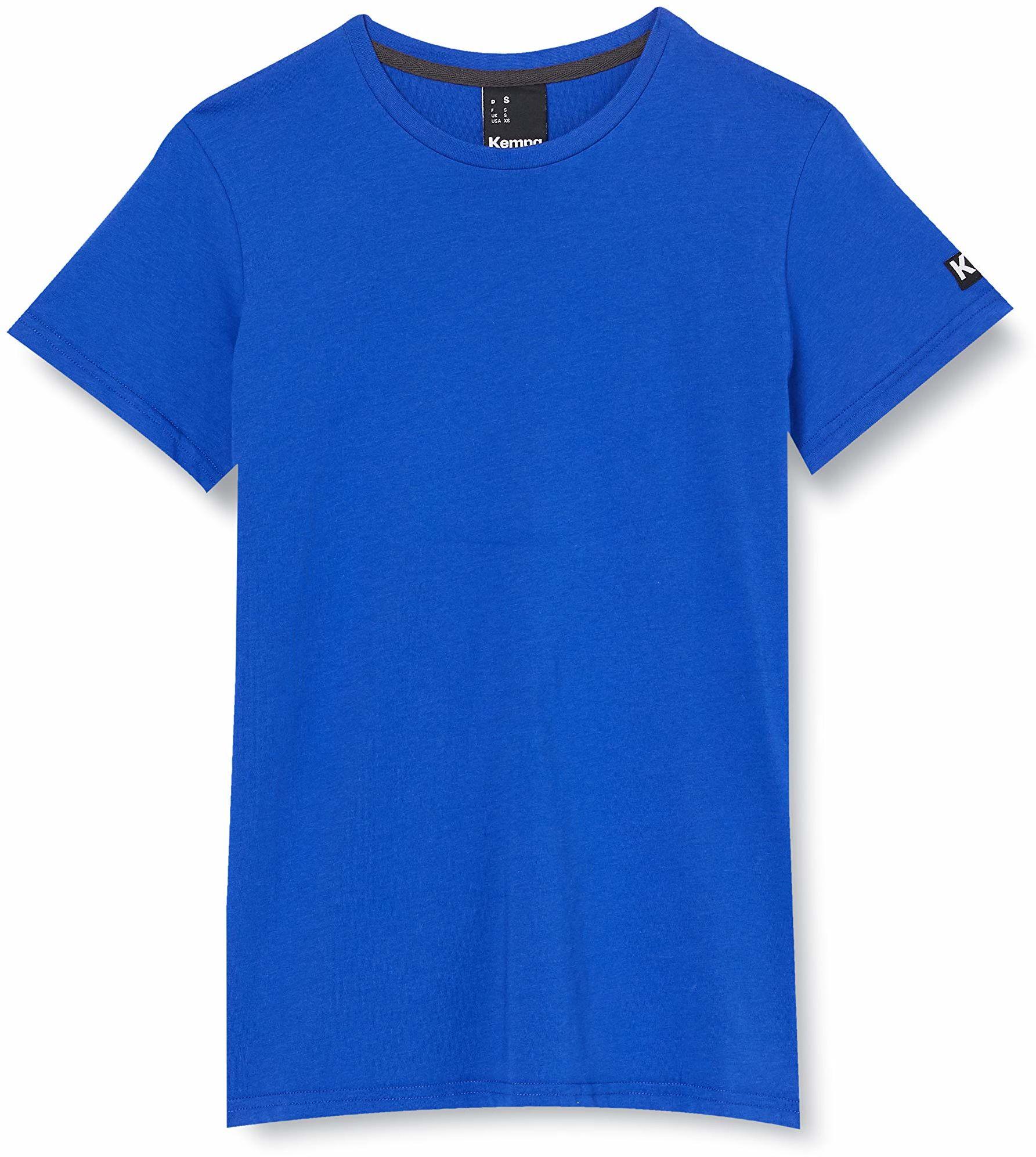 Kempa Team T-Shirt męski, royal, XXS