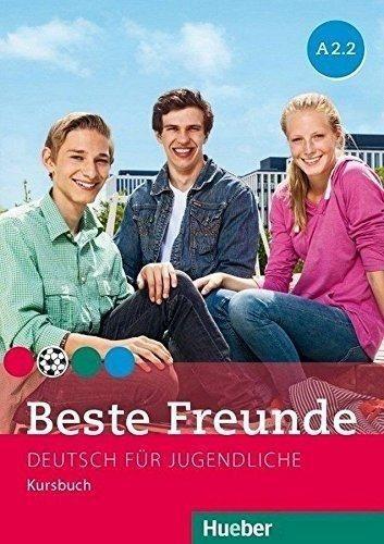 Beste Freunde. Deutsch für Jugendliche. Kursbuch ZAKŁADKA DO KSIĄŻEK GRATIS DO KAŻDEGO ZAMÓWIENIA