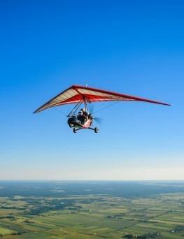 Lot motolotnią dla dwóch osób  Gorzów Wielkopolski