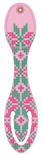 Flexilight Icelanding Pink - Lampka do książki Róż
