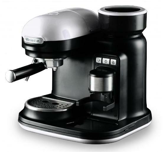 Ariete 1318/01 Espresso Moderna - Raty 24x0% - szybka wysyłka!