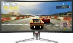 Monitor BenQ XR3501 + UCHWYT i KABEL HDMI GRATIS !!! MOŻLIWOŚĆ NEGOCJACJI  Odbiór Salon WA-WA lub Kurier 24H. Zadzwoń i Zamów: 888-111-321 !!!