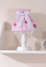 MAMO-TATO Lampka Nocna Kotki różowe