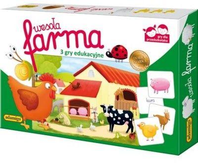 Wesoła Farma - Loteryjka Edukacyjna