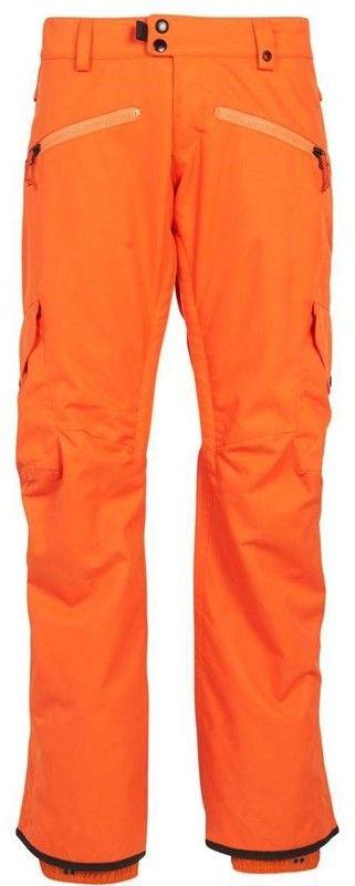 spodnie 686 - Mistress Insl Cargo Pant Solar Orange (SLRO)