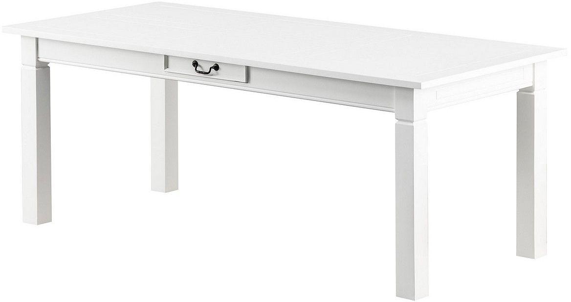 Stół Country White 200x90x76cm, 200 x 90 x 78 cm