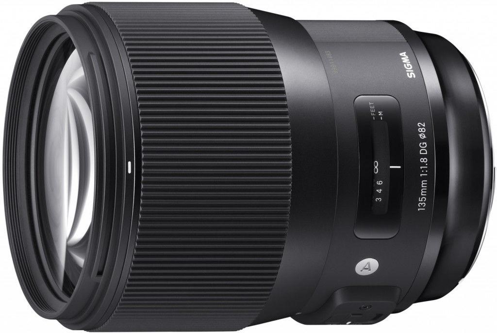 Sigma 135mm f/1.8 DG HSM Art ( Nikon )