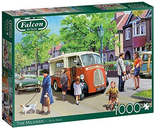 Falcon de luxe The Milkman puzzle 1000 sztuk