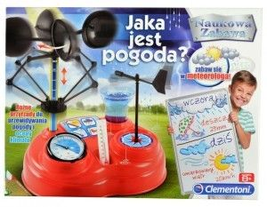 Clementoni - Jaka jest pogoda?