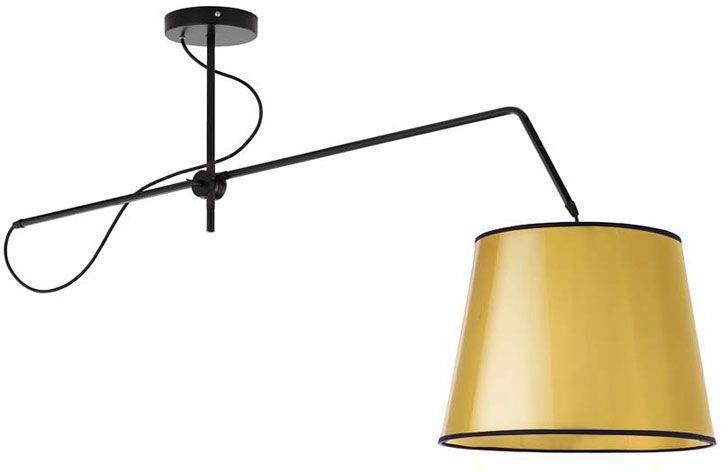 Złota łamana lampa wisząca ruchoma - EX231-Oviedis