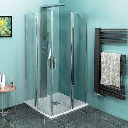 ZOOM LINE kabina prysznicowa narożna 1000x1000mm, szkło czyste Odbiór osobisty BEZ OPŁAT !!! - Warszawa, Gdynia - Dostawa od 29.00zł