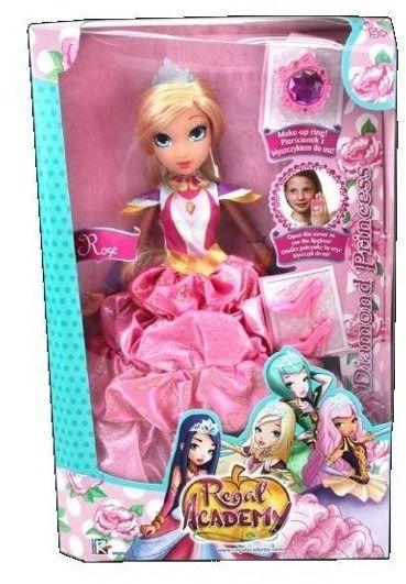 Regal Academy Lalka Princess, 4 rodzaje - Cobi