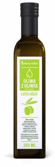 Oliwa z oliwek Extra Virgin - 250 ml