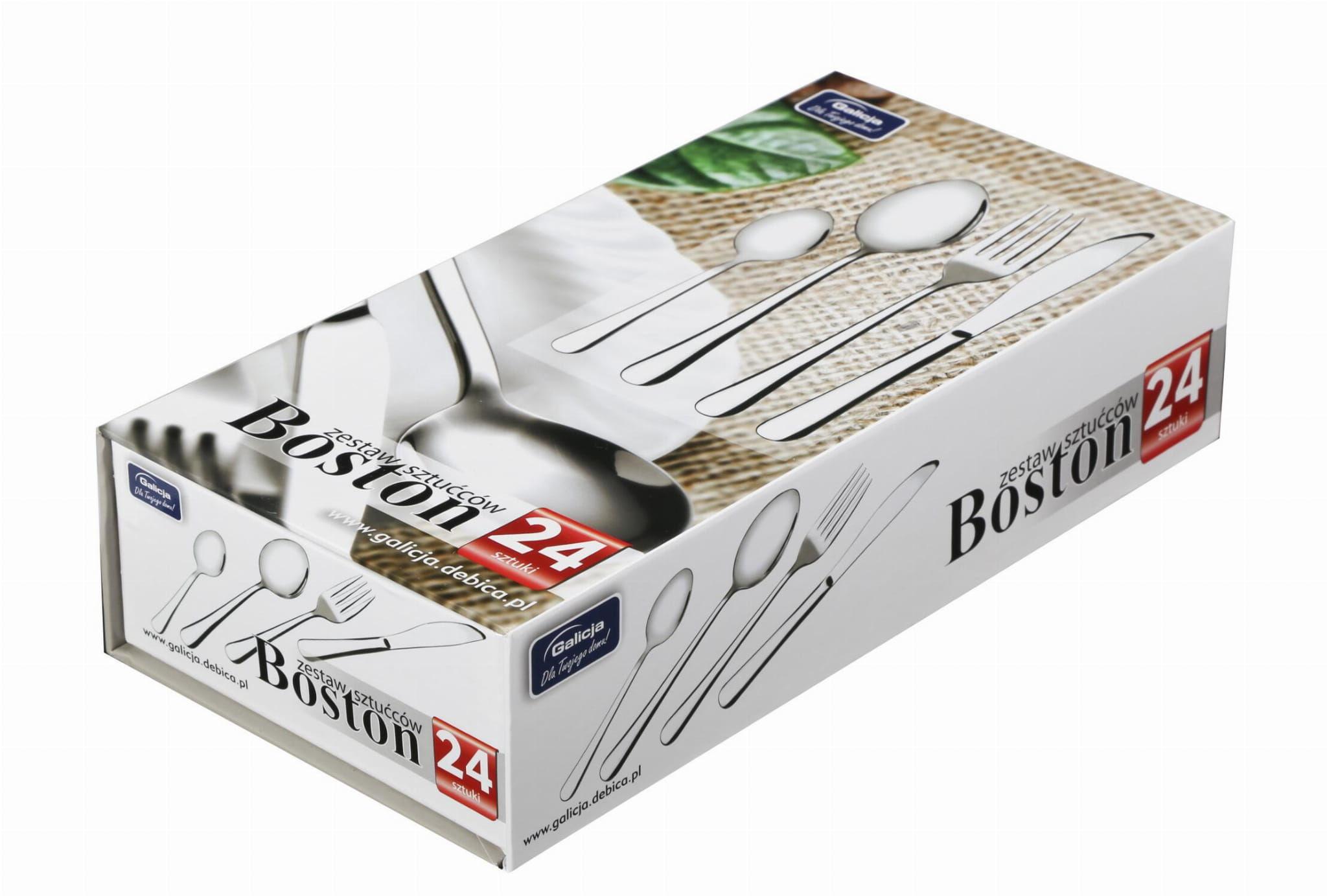 Zestaw sztućców BOSTON 24 części