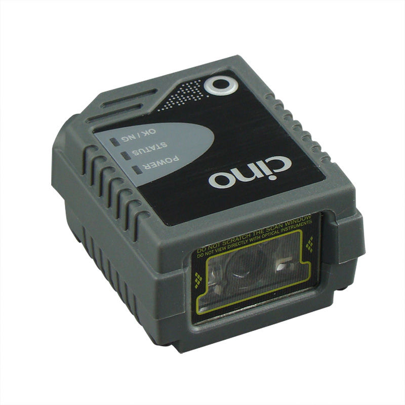 Skaner kodów kreskowych Cino FA470, 2D Area Imager, USB, skan z frontu