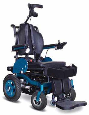 Elektryczny wózek inwalidzki z pionizacją HERO STAND UP (pionizujący)