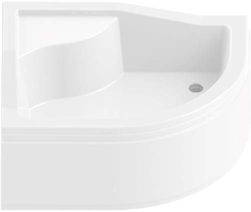New Trendy Obudowa do brodzika MAXIMA z siedziskiem 120 x 85 x 35cm 0-0130