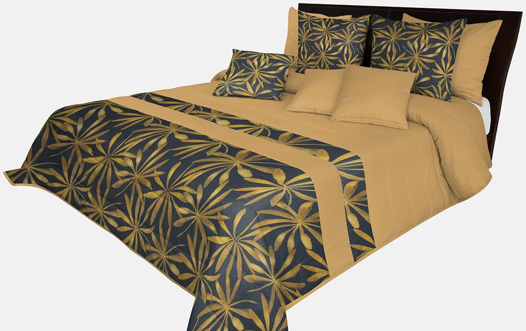 Narzuta pikowana na łóżko NMO-028 Mariall