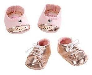 Baby Annabell - Różowe balerinki 794579