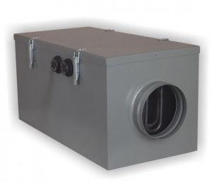 Centrala nawiewno-grzewcza Tywent CNG-160
