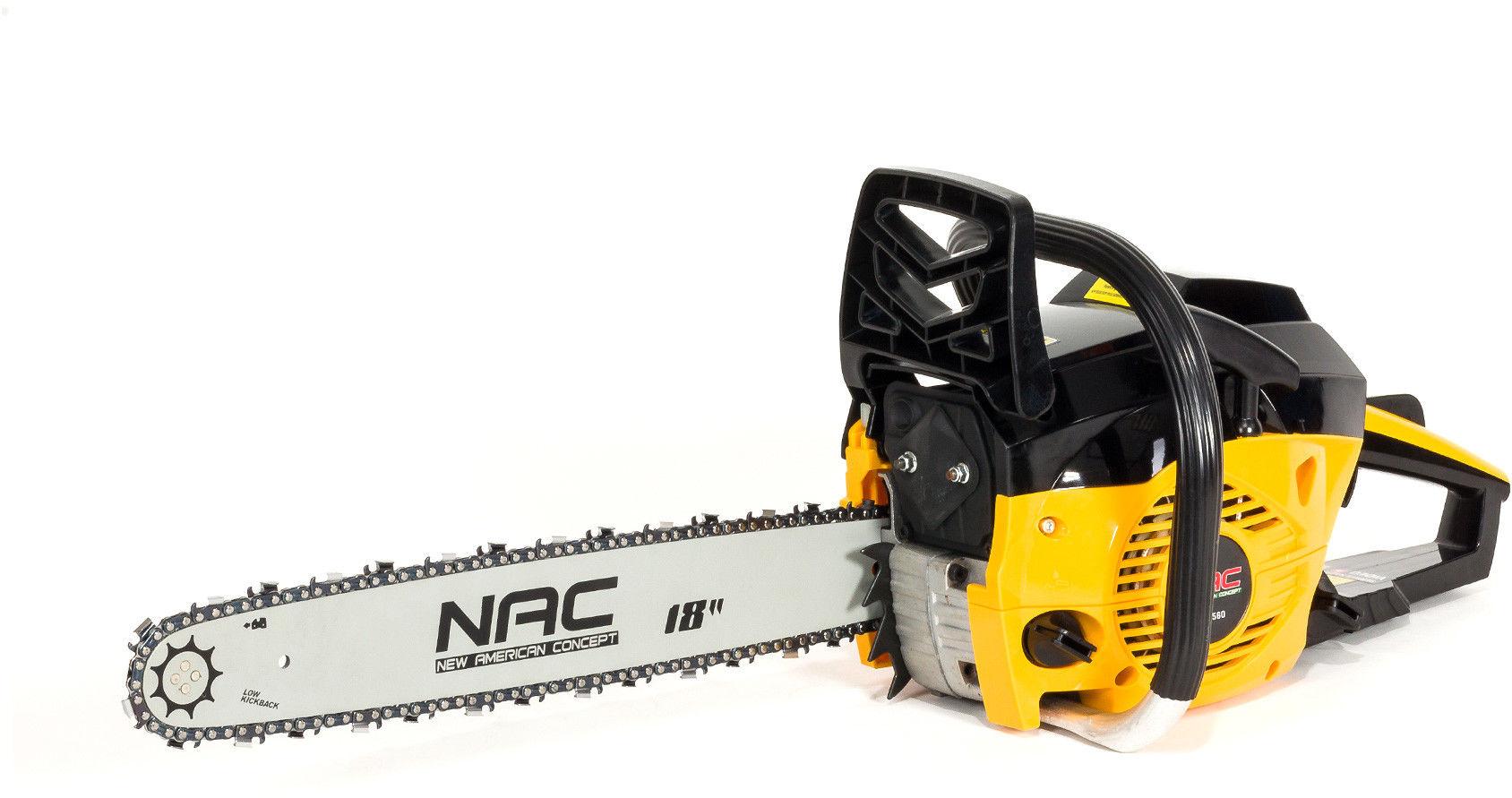 Piła spalinowa NAC CS1560 52cc