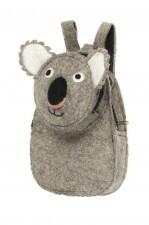 Plecak dziecięcy z wełny Koala
