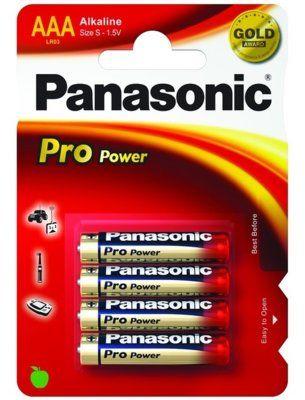 Bateria PANASONIC LR03PPG/4BP. > DARMOWA DOSTAWA ODBIÓR W 29 MIN DOGODNE RATY