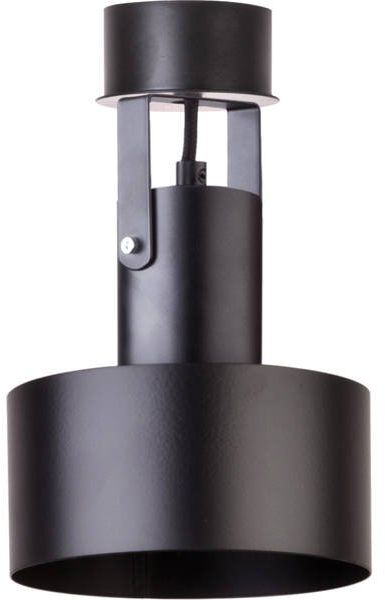 Lampa sufitowa RIF PLUS 1 PLAFON czarny 31195