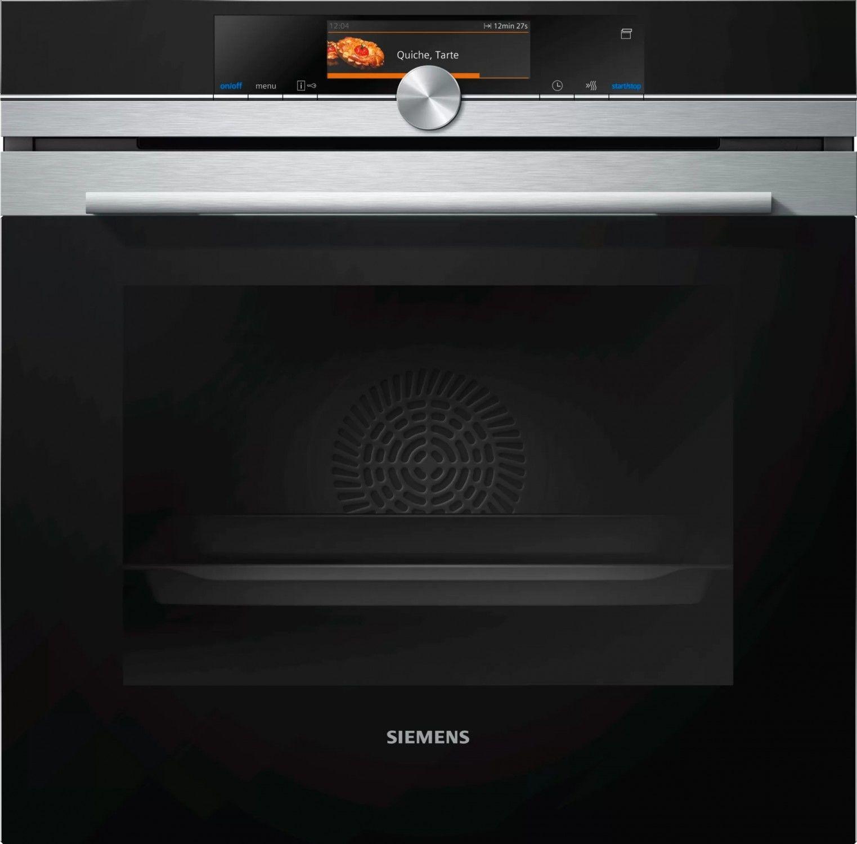 Piekarnik Siemens HS658GXS7 home connect OD RĘKI ! I tel. (22) 266 82 20 I Raty 0 % I kto pyta płaci mniej I Płatności online !