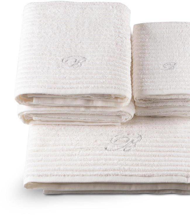 Komplet ręczników Blumarine Ariette White