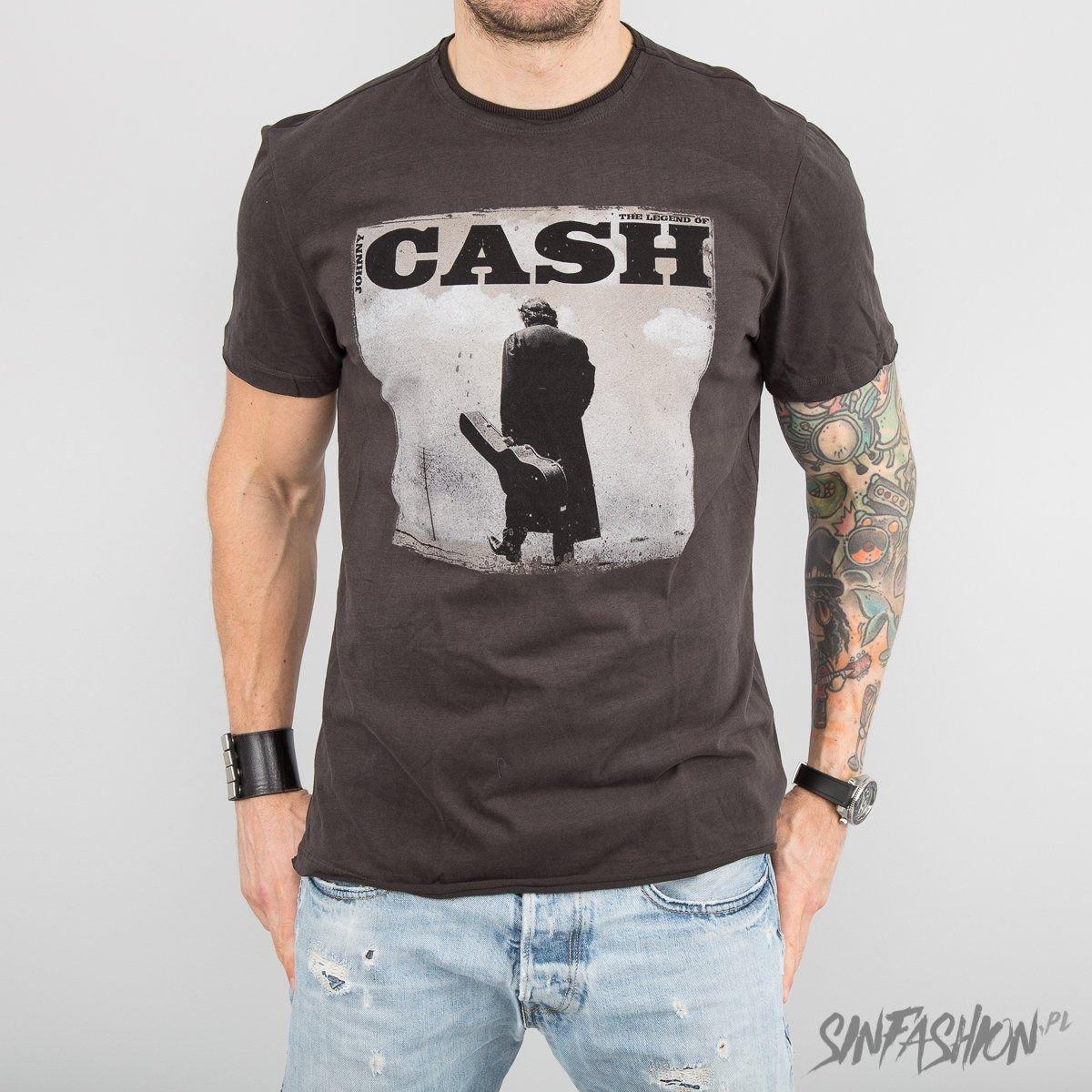 Koszulka amplified johnny cash legend