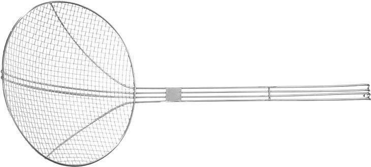 Cedzak siatkowy wzmocniony śr. 240 mm 640807