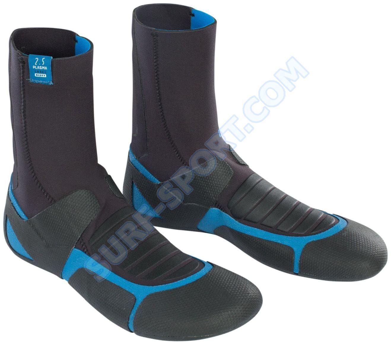 Buty Neoprenowe Wysokie ION Plasma Boots RT 3/2 2020 Black/Blue