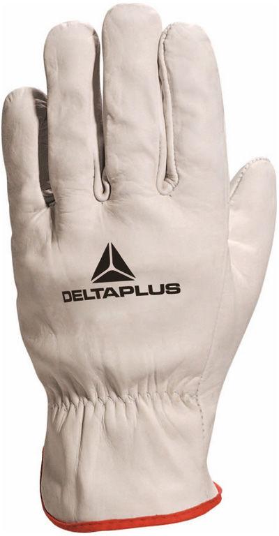 Rękawice robocze ze skóry licowej bydlęcej FBN49