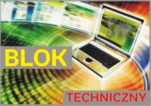 Blok techniczny A4 10 kartek - X04581