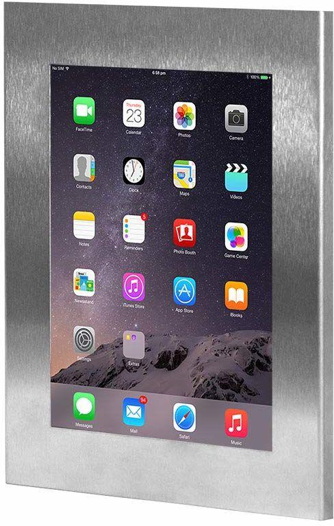 TabLines TSG009E obudowa ochronna do tabletu Apple iPad Mini 1/2/3, stal szlachetna