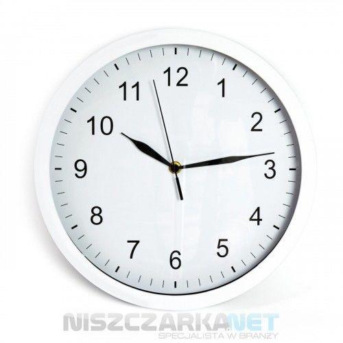 Zegar ścienny PL PW 1912 W BIAŁY