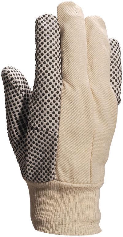 Rękawice robocze ze skosu bawełnianego CP149