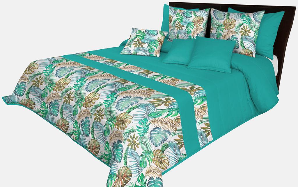 Narzuta pikowana na łóżko NMO-037 Mariall